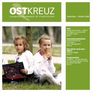 OSTKREUZ Ausgabe September-Oktober 2008
