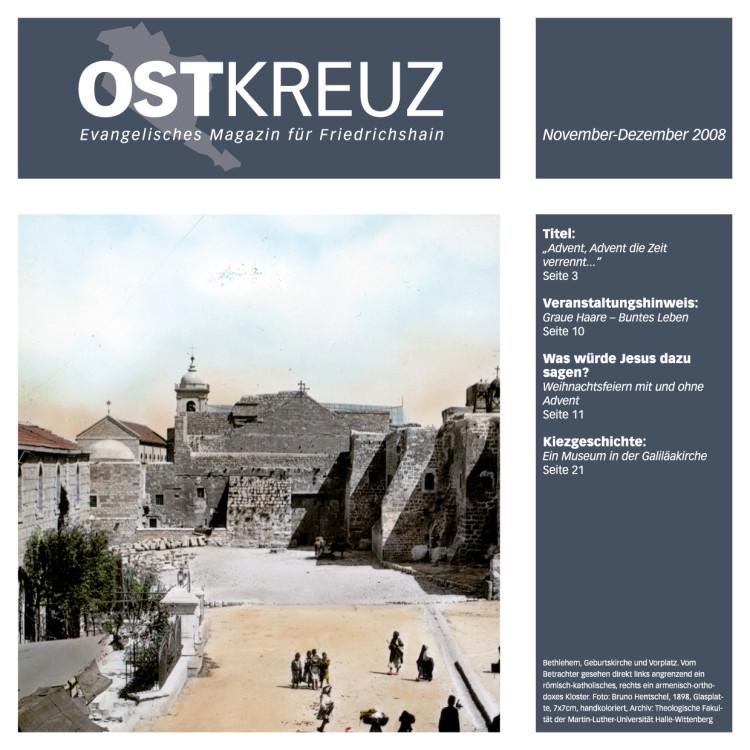 OSTKREUZ Ausgabe November-Dezember2008